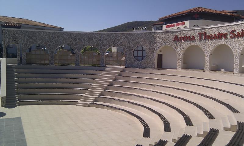 Anfiteatro en St Vlas