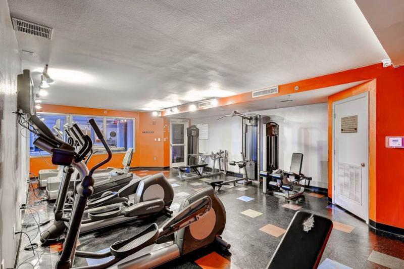 Centre Fitness