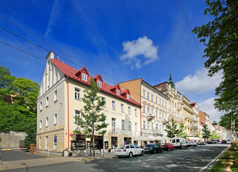 Orea Hotel Anglický Dvůr, holiday rental in Becov nad Teplou