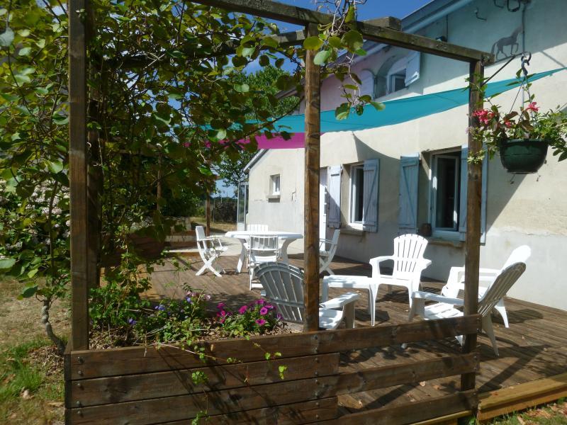 GITE DE CHARME, holiday rental in Saint Martin de Coux