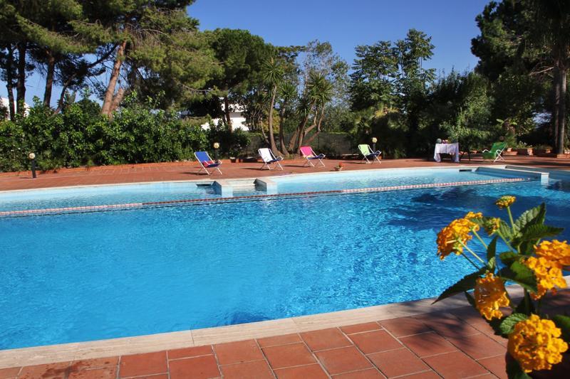 Casa Vacanza Mulinia, location de vacances à Capo Mulini