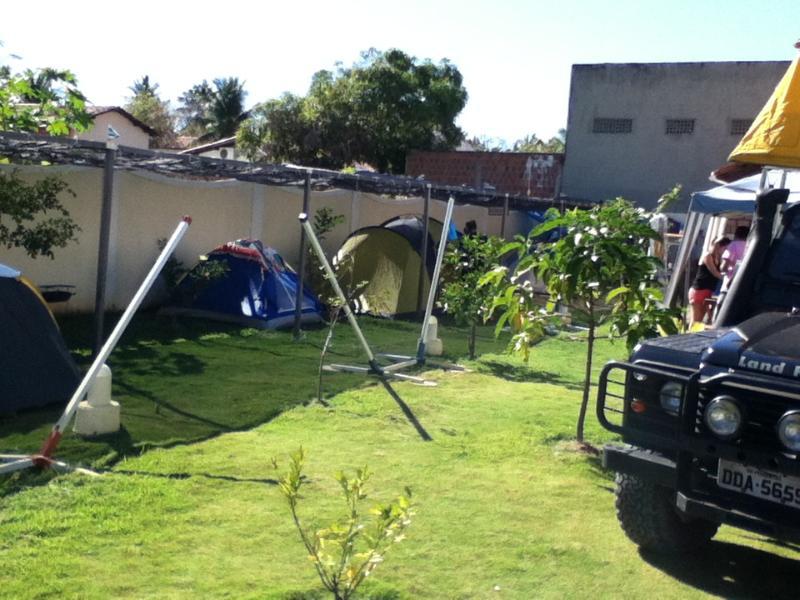 Área do Camping I