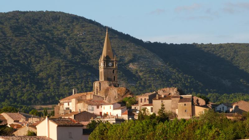 Home away from home! Charming  hous in village near to Carcassonne, holiday rental in Douzens