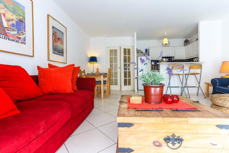 38 Albert Premier, location de vacances à Antibes