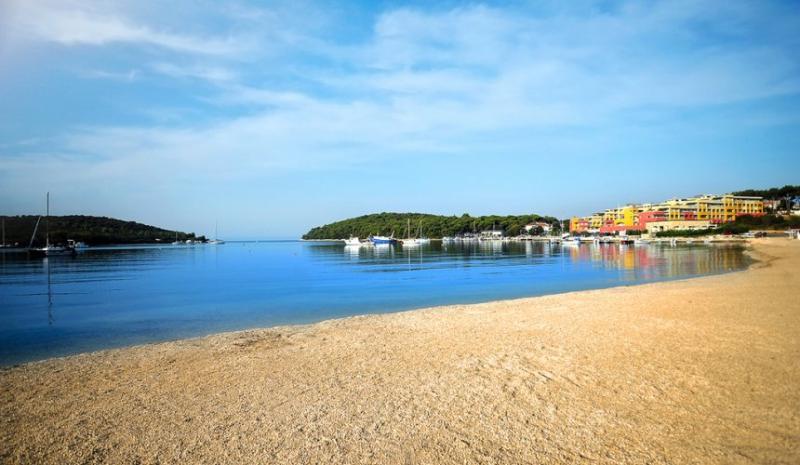 Mušoga beach