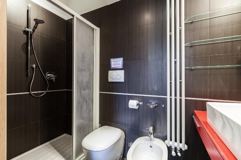 2nd Twin Bedroom Bathroom