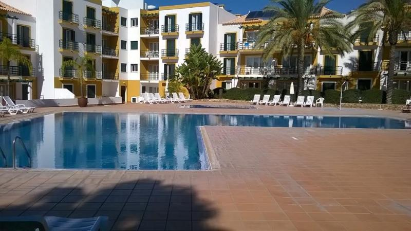 One of the pools (about 30 meters from the apartment)