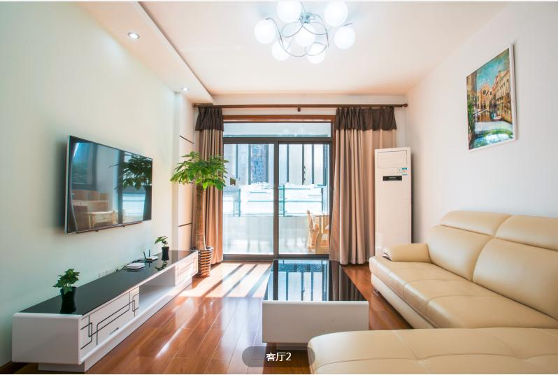 3BR-Near SNIEC/Metro Station with Balcony, aluguéis de temporada em China