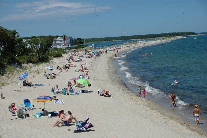 Popponesset Spit Beach
