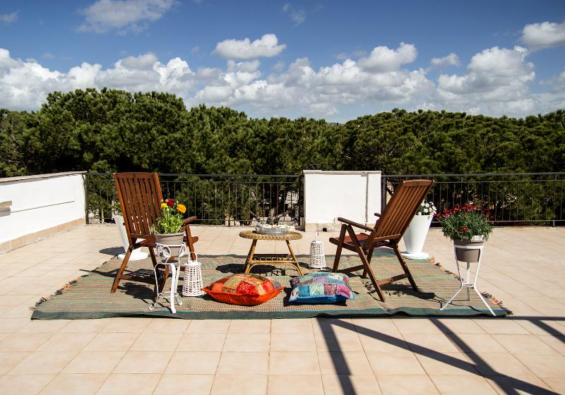 'La terrazza di Agrigento' mini-appartamento, holiday rental in Agrigento