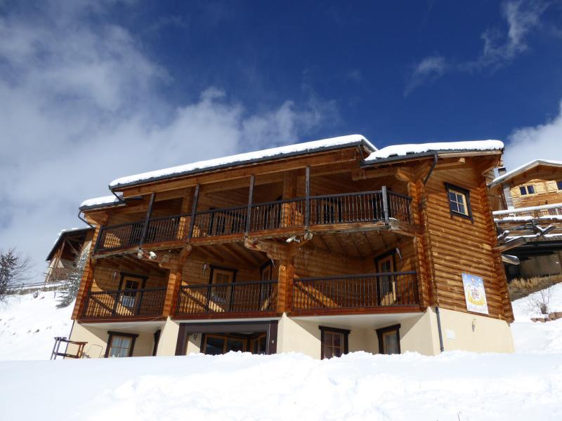Chalet bois haut standing, holiday rental in Vars