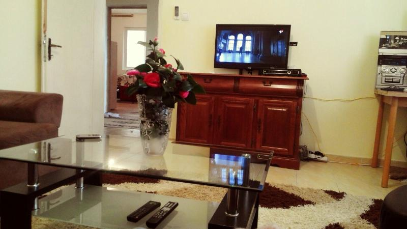 3-Bedroom House on first flat with 4 bathroom, holiday rental in Zagrade