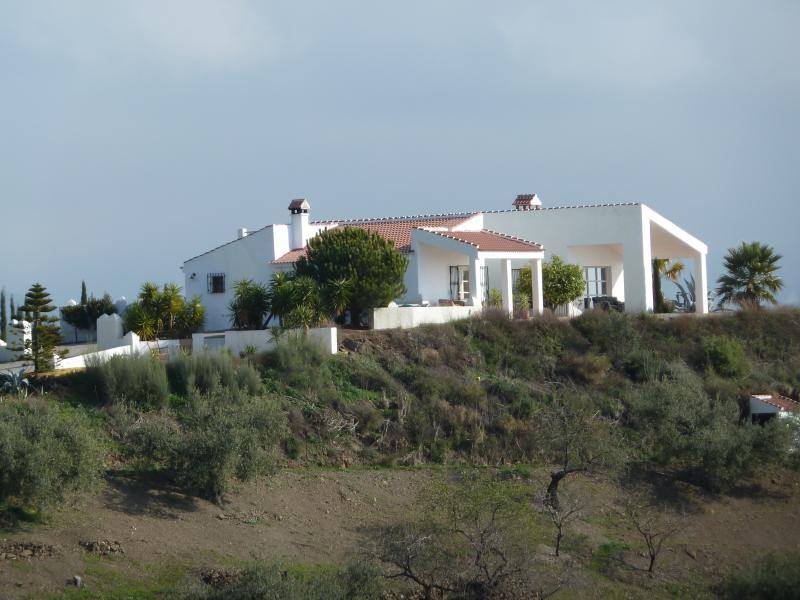 Finca Luna, holiday rental in Benamocarra