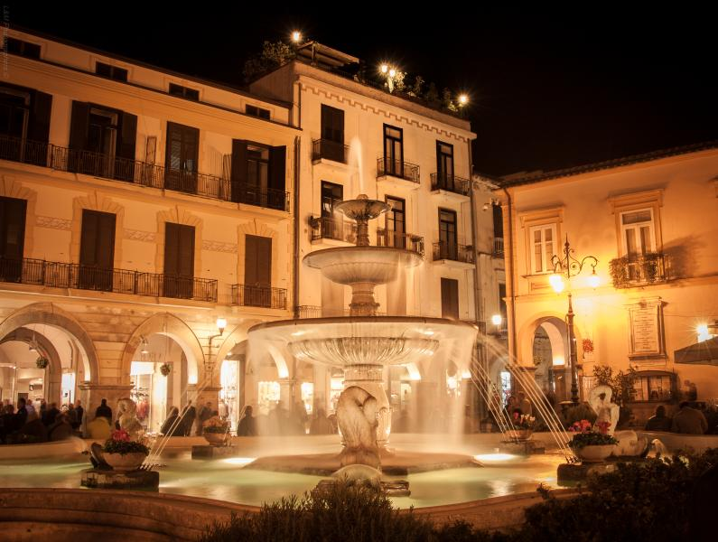 b&b l'incanto centro storico, vacation rental in Roccapiemonte