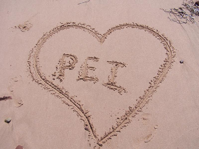 We love our place in PEI, and bet you will too!