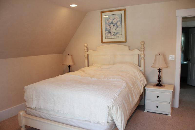 Upstairs Master Bed