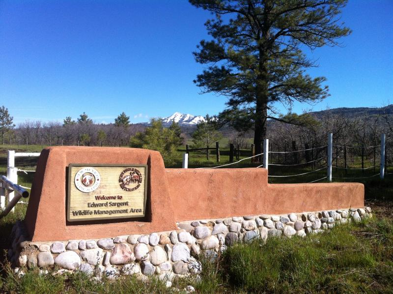 Sargent's Wildlife Area about 1 mile away.  Great for hiking, mountain biking, viewing/photos, etc.