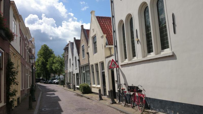 Anna aan de Motte Holiday home in the center of Gouda