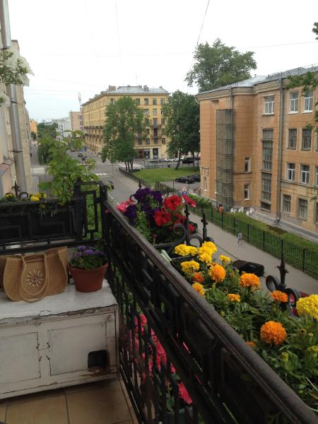 Balcony view 2015