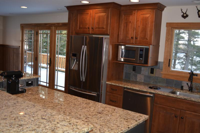 More of kitchen