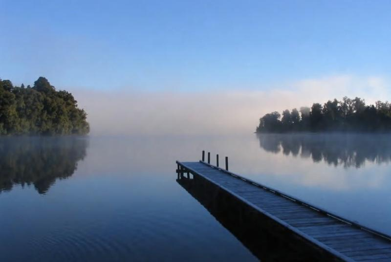 Nearby Yeat's beloved lake isle of Innishfree