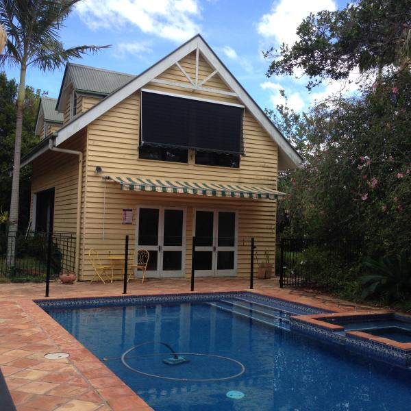 Jacaranda Lodge, holiday rental in Macleay Island