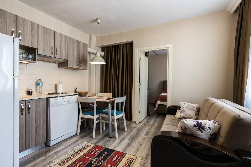 Cozy Studio Apartment Istanbul Old City Zeyrek Save Living Room