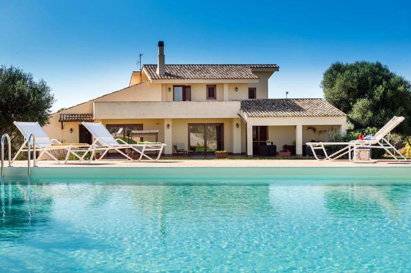 Villa Laura, location de vacances à Marsala