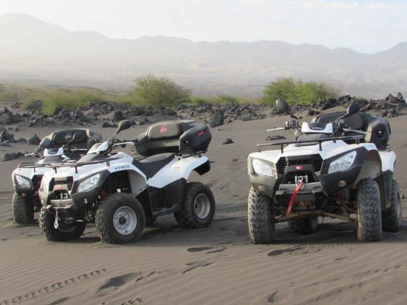 rental quads available in our establishment