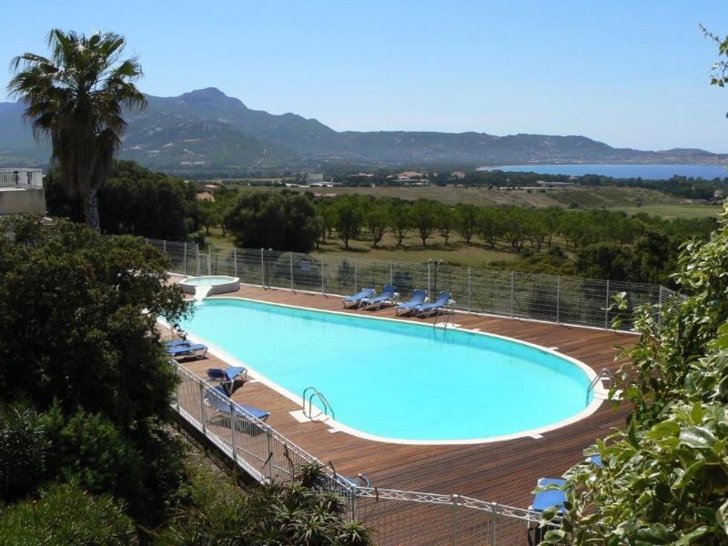 Magnifique vue sur la baie de Calvi, casa vacanza a Lumio