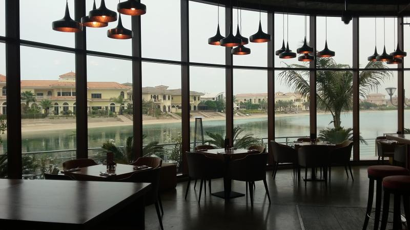 View at inside the Restaurant