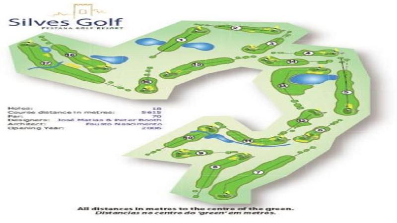 Silves Golf 2 km