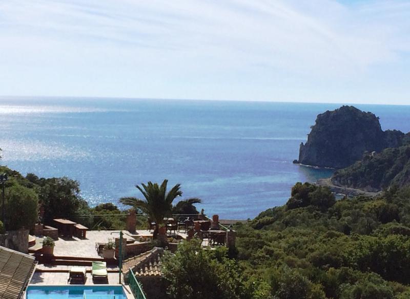 Ermones Villas Magic View