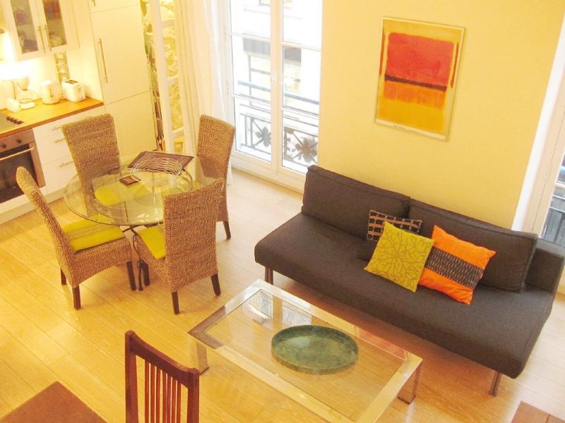 Fantastic Location for This Loft in Le Marais, location de vacances à Paris