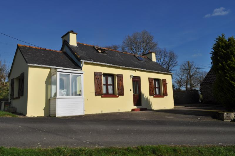 Le Gallot, holiday rental in Finistere