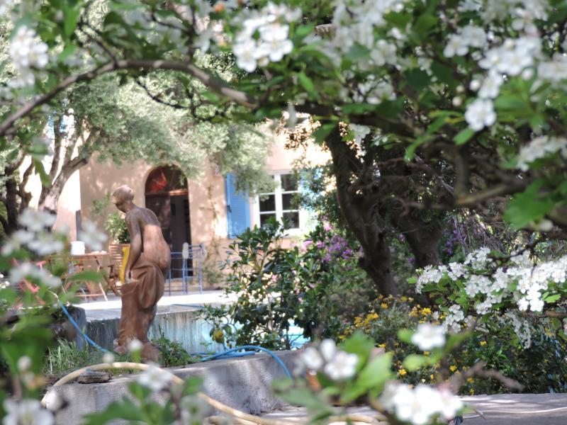 charmante maison avec piscine vue mer et maquis, holiday rental in Macinaggio