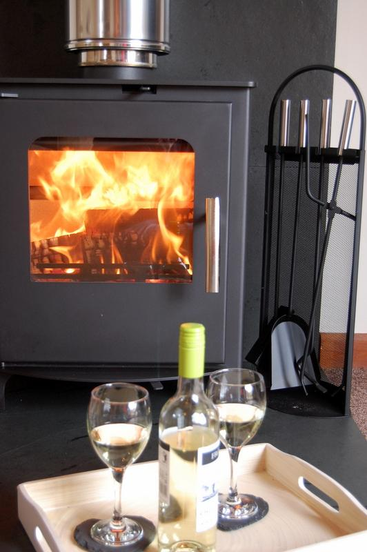 Whatever the weather, you can be sure of a cosy stay here
