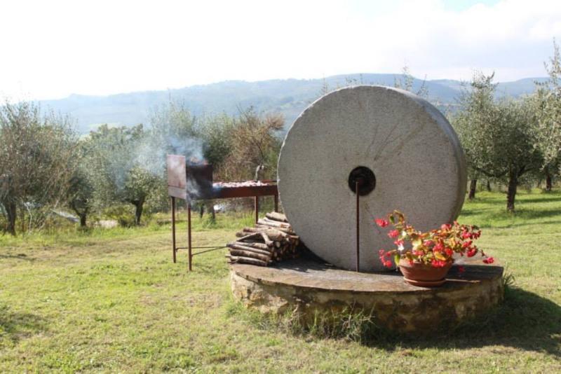 Pendolino appartamento indipendente in agriturismo, holiday rental in Madonna della Pia