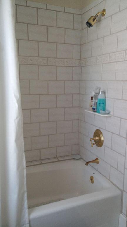 Master banho com banheira / chuveiro
