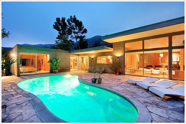 Mid Century Modern Glamour House, vacation rental in East Los Angeles