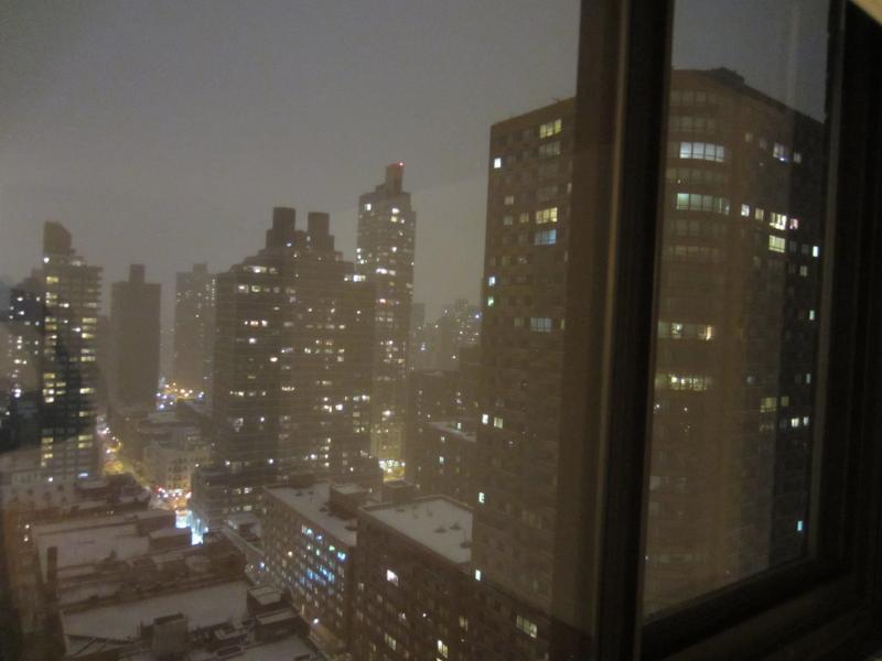 Building Terrace View