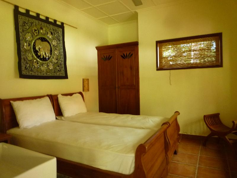 Jardim camas individuais