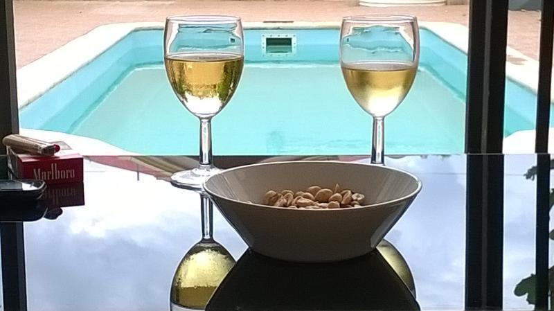 Résidence Le Palmier avec piscine