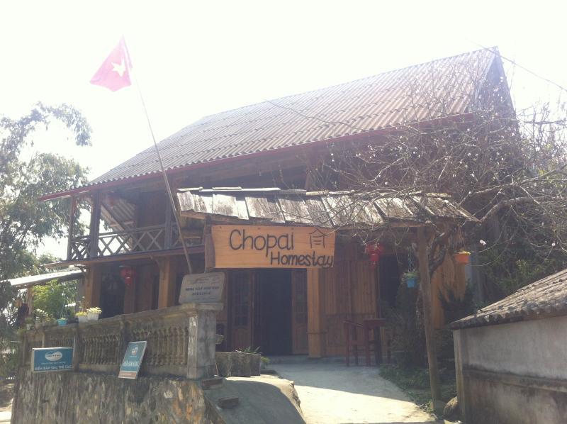 Tavan Chopai Homestay, holiday rental in Lao Cai Province