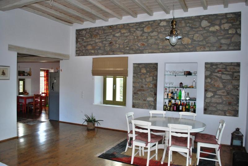 VILLA HOUSE - FTELIA, holiday rental in Kalo Livadi