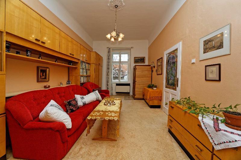 small living room / bedroom