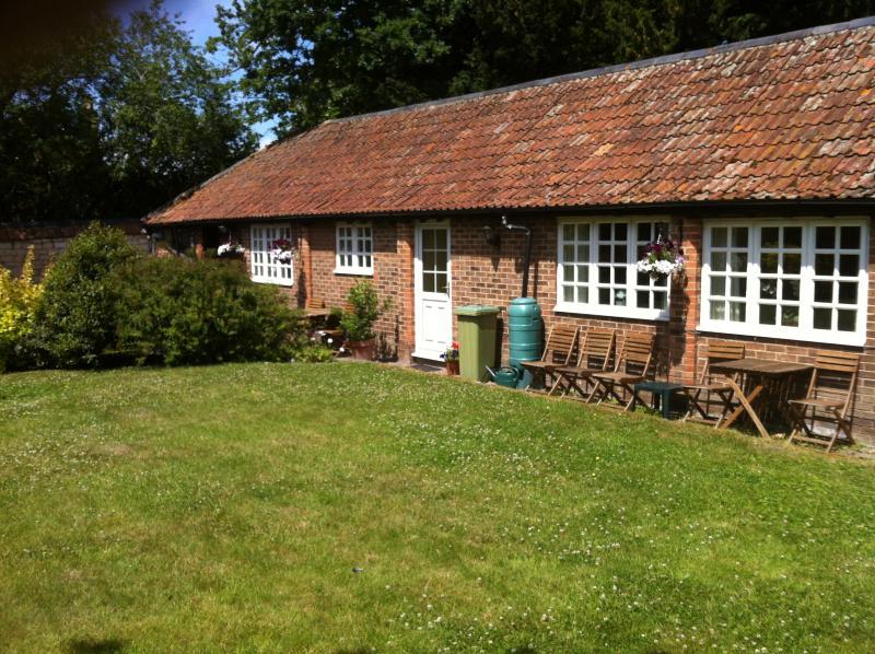 1 Little Court Cottages, alquiler vacacional en Cranham