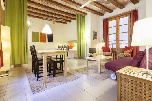 louer appartement Barcelona Magnifique appartement