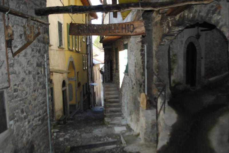 the tipical street