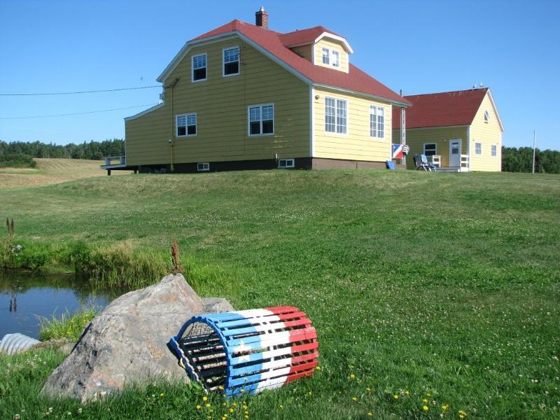 Acadian pride!